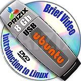 Ubuntu 17.04 auf 8GB USB Stick Flash Drive und komplettes Installations- and Referenz- Set 3 DVD Bild
