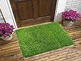 #8: Selective Premium 35MM High Density Artificial Grass Door mat / Grass Floor Carpet 15x22Inch.