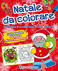 Idea Regalo - Natale da colorare