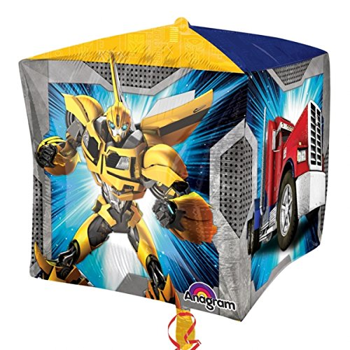 Amscan International Cubez Transformers (Party Thema Transformers)