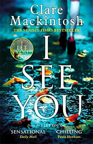 I See You por Clare Mackintosh
