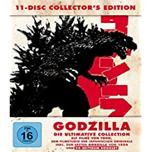 Godzilla - 11 Disc Collector's Edition