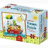 The Friendly Seven Riesenpuzzle Die lustige Bootsfahrt Die L. Sieben (24 Teile)