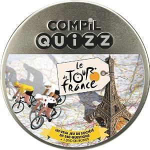 Compil quizz, tour de France