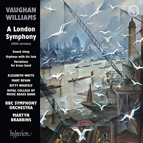 Vaughan Williams: A London Symphony / Sound Sleep / Orpheus with his lute (Vaughan Williams London Symphony)