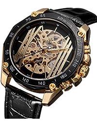 578110ae3f2 BesTn - Reloj de pulsera mecánico para hombre