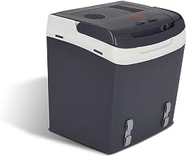 AEG Automotive Thermoelektrische Kühlbox KK 24, 12/230 Volt für Auto und Steckdose, 24 Liter