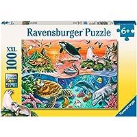 Ravensburger - 100 Piece XXL Frame Puzzle - Pick your Motif