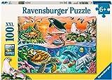 Ravensburger 10681 3 - Puzzle - L'océan Coloré - 100 Pièces