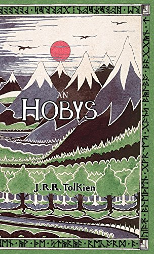 An Hobys, pò An Fordh Dy ha Tre Arta: The Hobbit in Cornish