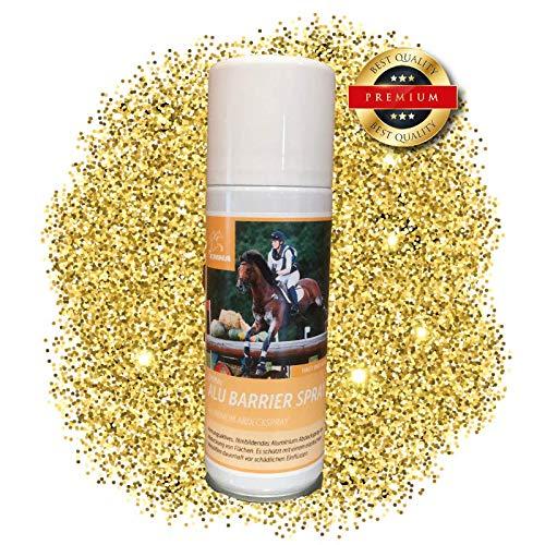 EMMA ♥ Alu Spray für Pferd & Hunde I Wundspray Wundverband sofortiger Schutz I optimale Wundversorgung I Atmungsaktiv 200ml - Jod-spray