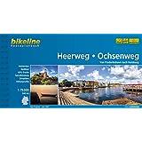 Heerweg Ochsenweg: Von Frederikshavn nach Hamburg. 1:75.000, 730 km (Bikeline Radtourenbücher)