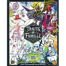 Traits de famille : Le bestiaire fantastique d'un père et de ses fils