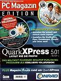 QuarkXPress 5.01 [PC-Magazin + Heft-CD]