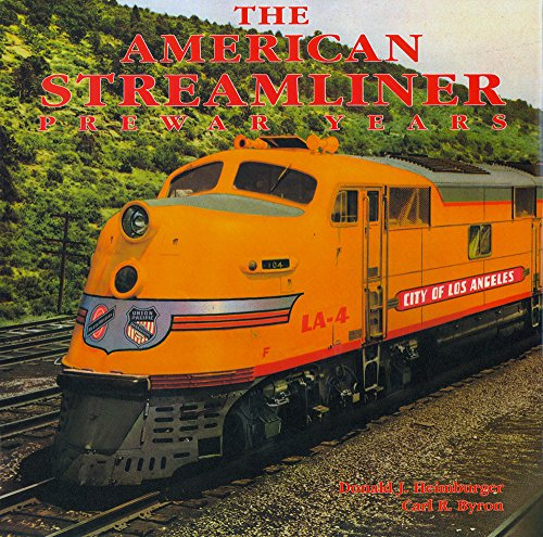 American Streamliner: Pre-War Years