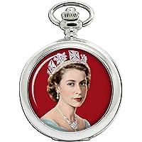 giovani Regina Elisabetta orologio da tasca