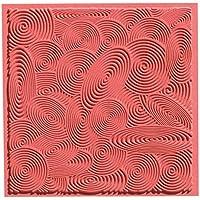 efco 9500512 Texturmatte, Naturkautschuk, 9 x 9 x 0,3 cm, braun