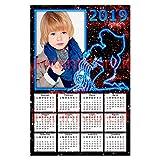 Calendario Oroscopo.Calendario Oroscopo Con Segni Zodiacali 2019