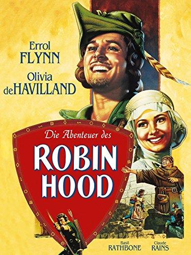 Die Abenteuer des Robin Hood - Alte Robin Kostüm