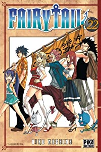 "Afficher ""Fairy Tail n° 22"""