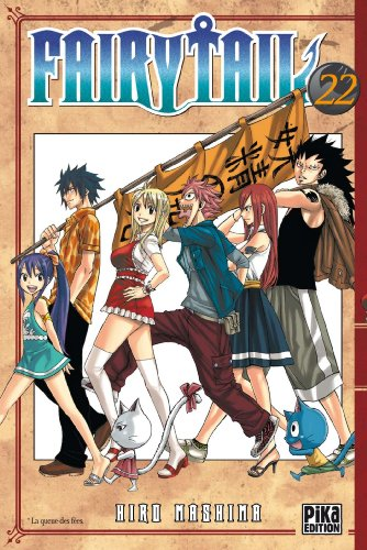 Fairy Tail Vol.22 par MASHIMA Hiro