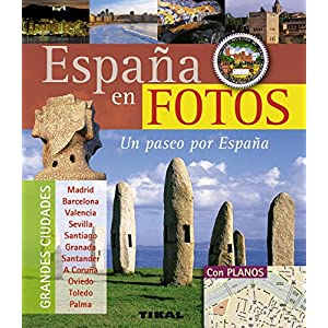 España En Fotos. Un Paseo Por España (Pequeños Tesoros)