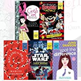 World Book Day Collection 5 Books Bundle (Goth Girl and the Pirate Queen,World Menace Day,Killing the Dead,Star Wars: Adventures in Wild Space: The Escape,Spot the Difference 2016)