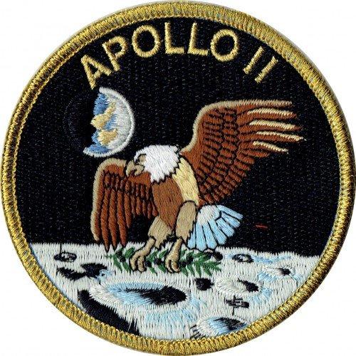 applikation-aufbugler-patches-stick-emblem-aufnaher-abzeichen-apollo-11-patch-10-cm-nasa