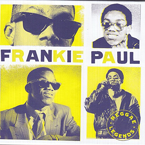 Reggae Legends - Frankie Paul