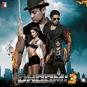DHOOM 3. Originaler Soundtrack zum Bollywood Film mit Aamir Khan. [Audio CD] [IMPORT]