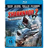 SHARKNADO 2 - The Second One - Sharks Happens