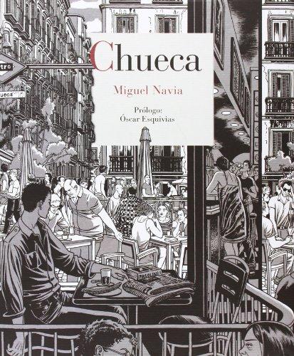 Chueca (Literatura Reino de Cordelia) por Miguel Navia [Martín de la Concha]
