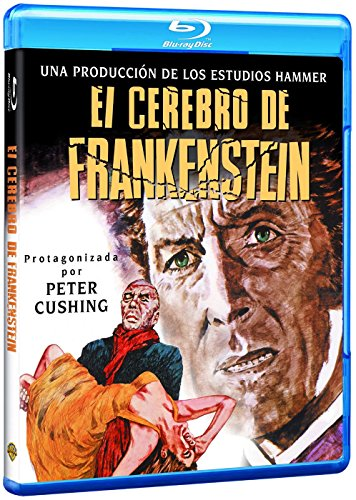 El Cerebro De Frankenstein [Blu-ray] 61l2fd6zGWL