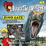 Folge 3: Dino-Alarm in der High School (Das Hörspiel zum Comic)