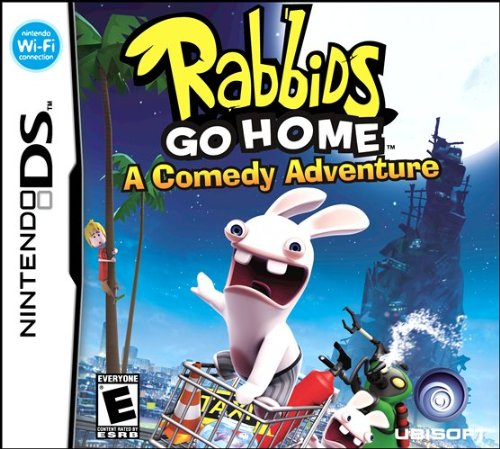 Used, Rabbids Go Home for Nintendo DS for sale  Delivered anywhere in UK