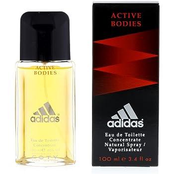 more photos bc22e 27deb Adidas Active Bodies Eau De Toilette Concentrate 100 ml