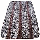 Elegance Decke aus Kunstfell - Leopardenprint - 150 x 200 cm