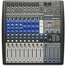 Carte son professionnelle - PreSonus StudioLive AR12 USB - Mixeur hybride 14 canaux USB