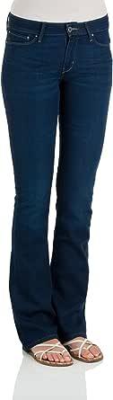 Levi's 57770-0004 Demi Curve Bootcut, 57770 Jeans Donna