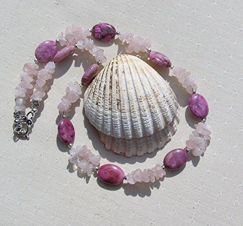 rose-quartz-fuchsia-agate-gemstone-statement-necklace-rose-delight