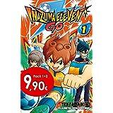 Pack Inazuma Go! - Números 1 Y 2 (INAZUMA ELEVEN GO)