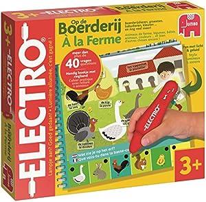 Electro Wonderpen Op de boerderij Preescolar Niño/niña - Juegos educativos, Preescolar, Niño/niña, 3 año(s), 18 páginas, Holandés, Francés