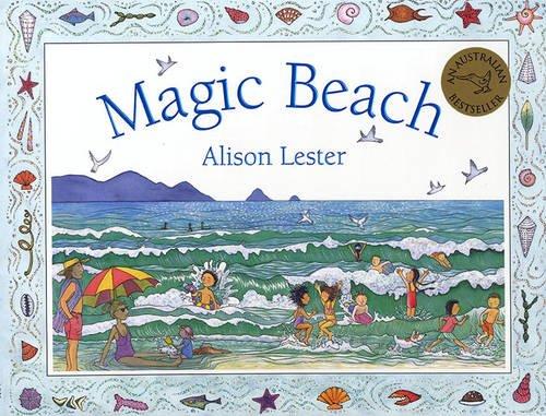 Magic Beach por Alison Lester