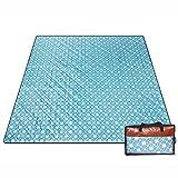 Couvertures de pique-nique 200 * 200 cm pique-nique tapis étanche tapis extérieur tapis tapis de gazon imperméable à l'eau ( Couleur : Style 2 )