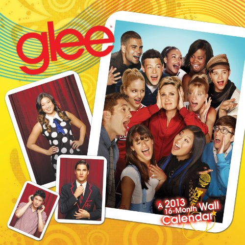 Click for larger image of Glee 2013 Wall Calendar