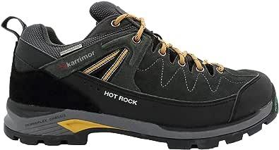 Karrimor Mens Hot Rock Low Walking Shoes Waterproof Lace Up