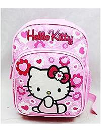 c6fdf6f8f4 Mini Backpack - Hello Kitty - Pink Flower Bow New School Bag 84022