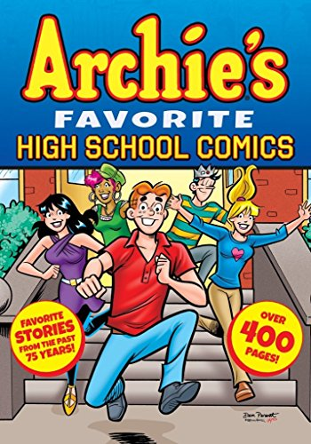 [(Archie's Favorite High School Comics)] [By (author) Archie Superstars] published on (July, 2015)