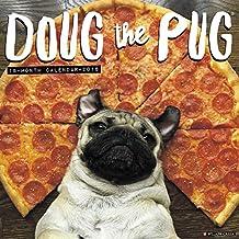 Doug the Pug 2018 Calendar