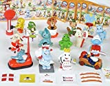 Kinder Überraschung, Die Geburtstagsparty - Überraschungsparty von Ferrero 14 Figuren